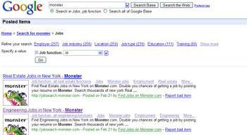 Googlebasemonster